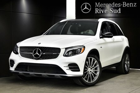 2017 Mercedes-Benz GLC-Class GLC43 4MATIC, TOIT PANORAMIQUE, NAVIGATION