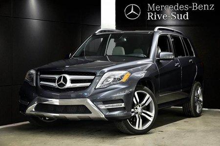 2015 Mercedes-Benz GLK-Class GLK250 BlueTEC 4MATIC, AMG PKG, VOLANT CHAUFFANT