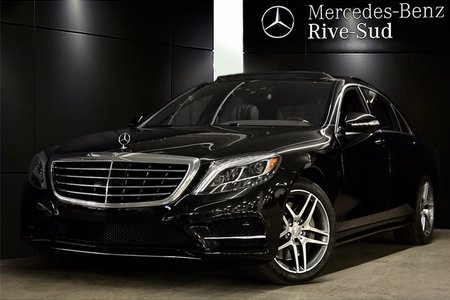 2016 Mercedes-Benz S-Class S550 4MATIC LWB,GROUPE CONDUITE INTELLIGENTE
