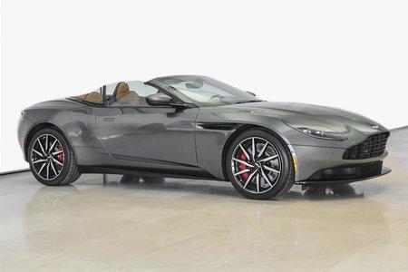 Aston Martin DB11 V8 Volante 2019