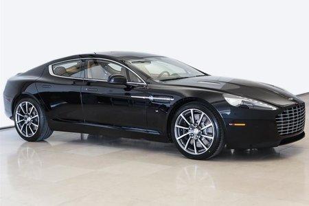 Aston Martin Rapide Shadow Edition 2017