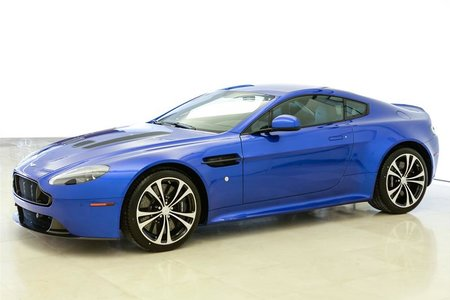 Aston Martin V12 Vantage S Coupe Manual 2017