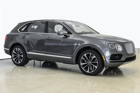 Bentley Bentayga Onyx 2018