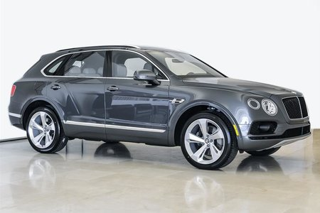 Bentley Bentayga V8 2019
