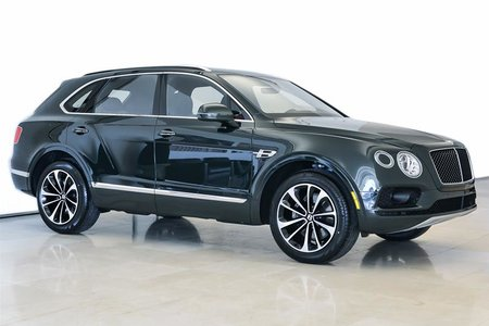 Bentley Bentayga V8 2019