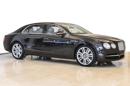 Bentley Flying Spur W12 2018