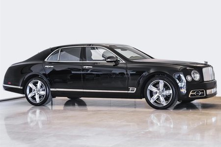 Bentley Mulsanne Speed Speed 2019