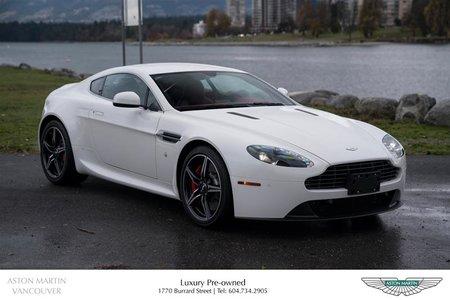 2016 Aston Martin V8 Vantage Coupe Sportshift II