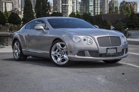 2012 Bentley Continental GT