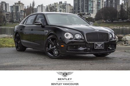 2018 Bentley Flying Spur W12 S