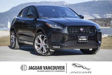 2018 Jaguar E-PACE P250 AWD First Edition