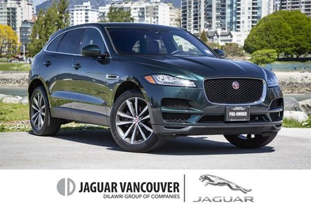 2017 Jaguar F-Pace 35t AWD Prestige