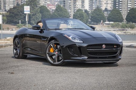 2016 Jaguar F-Type Convertible S