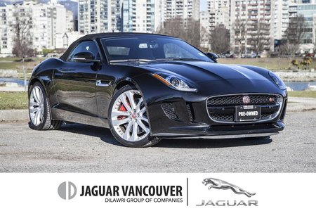 2016 Jaguar F-Type Convertible S at