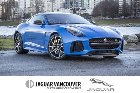 2018 Jaguar F-Type Coupe SVR AWD (2)