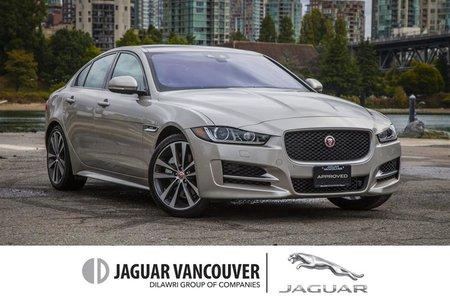 2017 Jaguar XE 2.0L AWD R-Sport