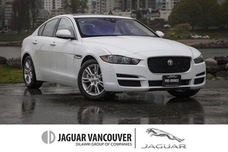 2018 Jaguar XE 25t 2.0L AWD Premium (2)