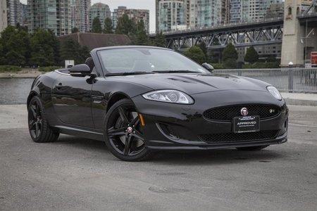 2015 Jaguar XKR Convertible