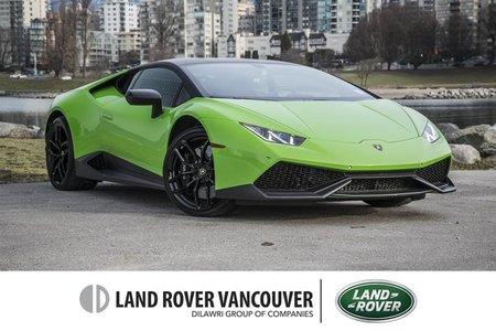 2016 Lamborghini Huracàn LP 610-4