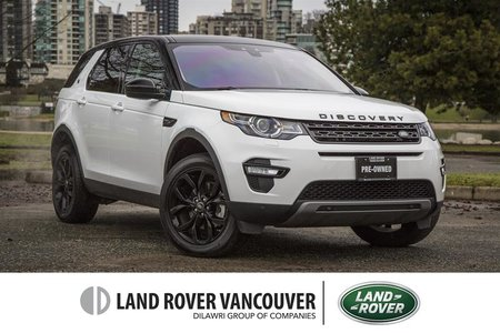 2018 Land Rover DISCOVERY SPORT 237hp HSE