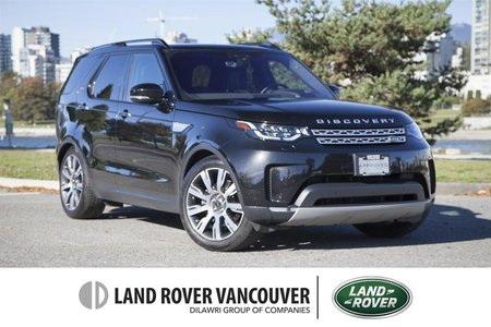 2017 Land Rover Discovery Diesel Td6 HSE Luxury