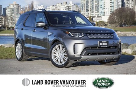 2018 Land Rover Discovery Diesel Td6 HSE