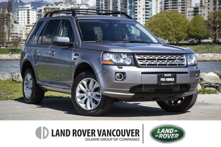 2015 Land Rover LR2 HSE LUX
