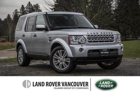 2012 Land Rover LR4 V8