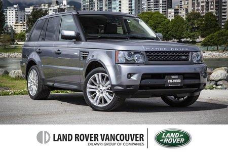2011 Land Rover Range Rover Sport V8 HSE
