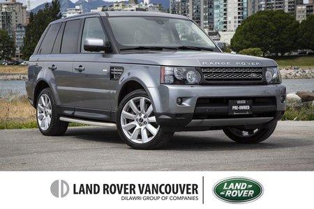 2012 Land Rover Range Rover Sport V8 Supercharged (SC)