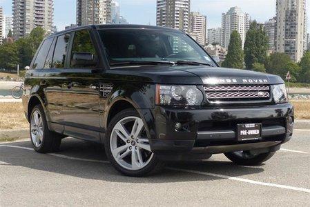 2013 Land Rover Range Rover Sport V8 HSE