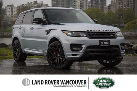 2015 Land Rover Range Rover Sport V8 Supercharged Autobiography Dynamic
