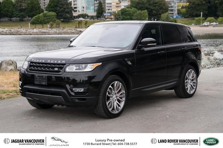 2016 Land Rover Range Rover Sport V8 Supercharged Dynamic (2016.5)