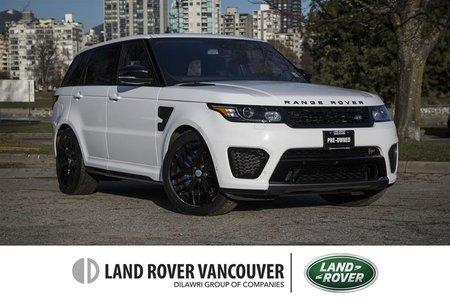2016 Land Rover Range Rover Sport V8 Supercharged SVR (2016.5)