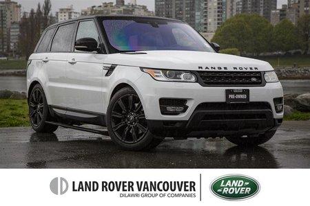 2017 Land Rover Range Rover Sport Diesel Td6 HSE