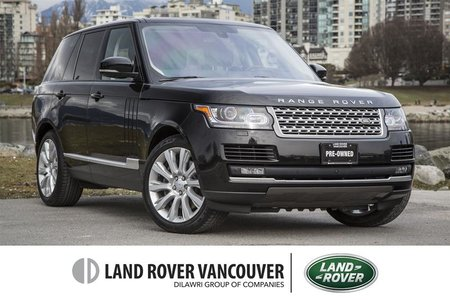 2016 Land Rover Range Rover V8 Supercharged SWB