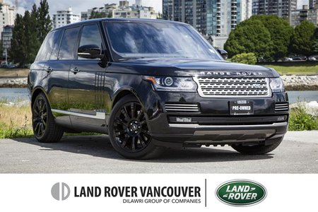 2016 Land Rover Range Rover V8 Autobiography Supercharged SWB (2016.5)