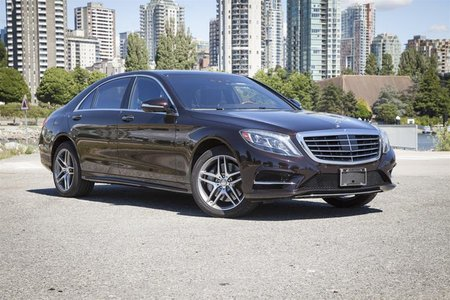 2014 Mercedes-Benz S550 4MATIC Sedan (SWB)