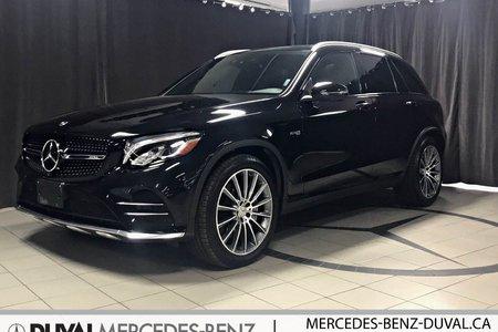 2018 Mercedes-Benz AMG GLC 43 4MATIC V6 BITURBO