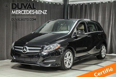 2016 Mercedes-Benz B-Class B250 4MATIC