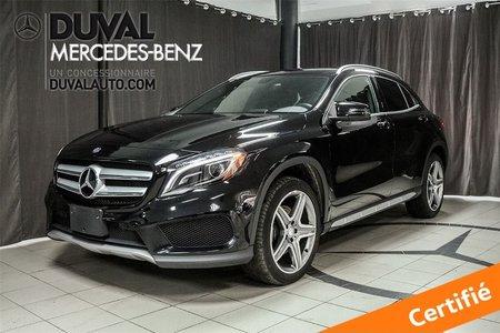 2015 Mercedes-Benz GLA-Class GLA250 4MATIC NAVI AMG PACK CAMERA XENON