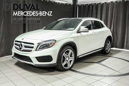 2015 Mercedes-Benz GLA-Class GLA250 4MATIC TOIT PANO GPS CAMERA