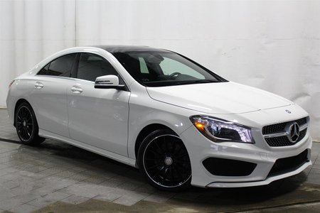 2015 Mercedes-Benz CLA250 4MATIC Coupe