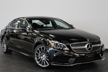 2016 Mercedes-Benz CLS550 4MATIC Coupe