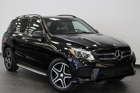 2016 Mercedes-Benz GLE350d 4MATIC