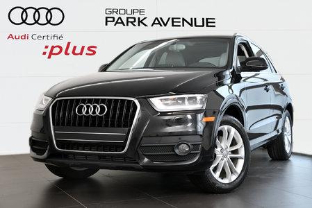 Audi Q3 2.0T Technik 2015