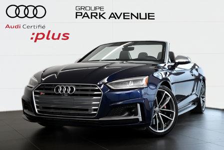 Audi S5 CABRIOLET 3.0 Technik 2018