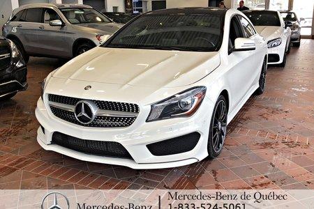 2015 Mercedes-Benz CLA-Class CLA250 4MATIC, toit pano, navi, bi-xenon