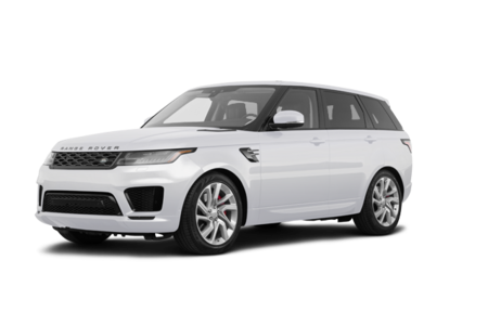 2018 Land Rover Range Rover Sport V8 Supercharged Dynamic