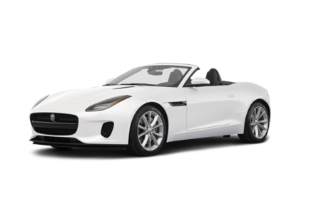 2019 Jaguar F-Type Convertible P340 at